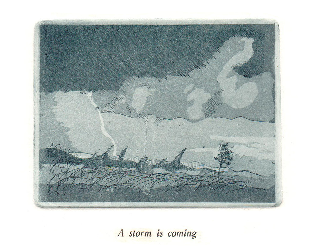 Samia Singh - A Storm is Coming