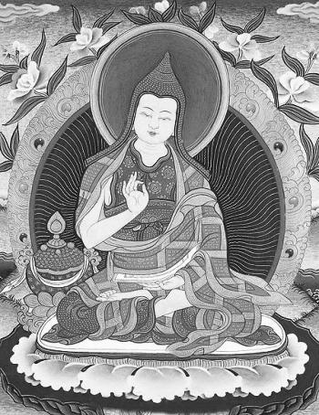 Focusing the Mind: Santideva's Verses on Meditation and Relationship